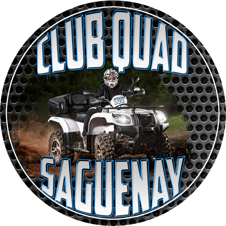 Logo Club Quad Saguenay