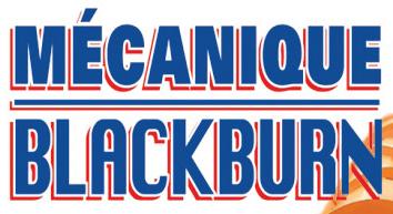 Mécanique Blackburn