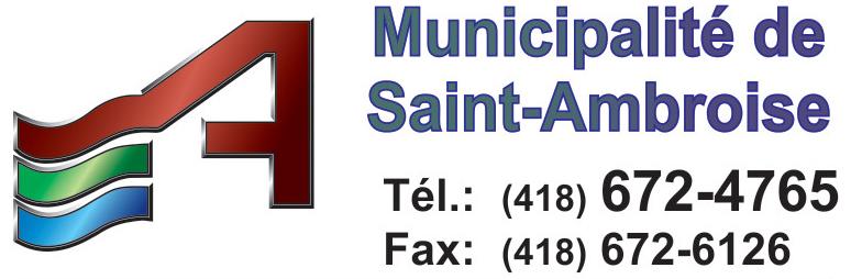 Municipalité de St-Ambroise