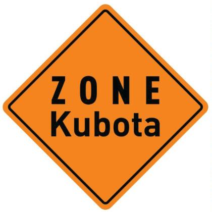 Zone Kubota